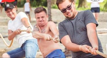 Osiedlowe Mistrzostwa Łowicza w Przeciąganiu Liny . Trwają zapisy