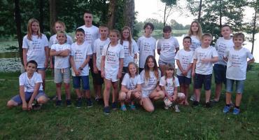 Judocy łowickiego Zrywu na letnim zgrupowaniu