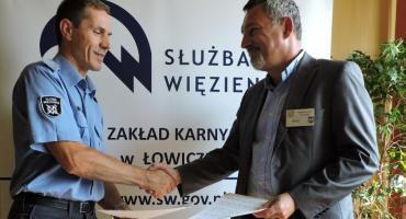 Kolejni osadzeni w ZK Łowicz znajdą zatrudnienie poza murami zakładu