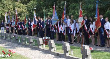 Łowicz: obchody 79. rocznicy wybuchu II wojny światowej (ZDJĘCIA, VIDEO)