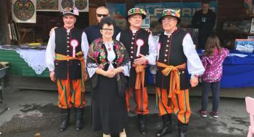 Łowickie akcenty na Dniach Polskich w Sztokholmie