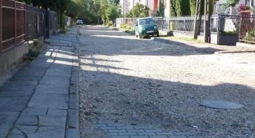 Ratusz szuka firmy, która przebuduje ulicę Zieloną