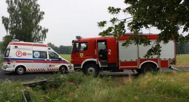 Wypadek w Nowych Zdunach, niebezpiecznie na Mostowej i A2