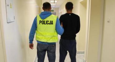 Kradzież taksówki w Łowiczu. Policja zatrzymała podejrzanego