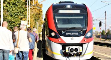 Impuls drugiej generacji na stacji Przedmieście w Łowiczu