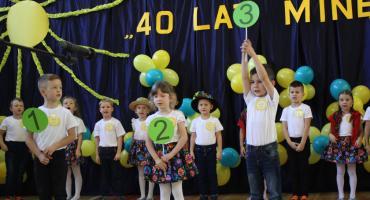 40-lecie Przedszkola nr 4 w Łowiczu (ZDJĘCIA, VIDEO)