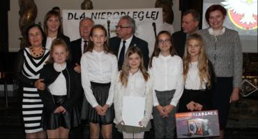 Podsumowanie obchodów 100-lecia odzyskania niepodległości przez Polskę w powiecie łowickim (ZDJĘCIA)