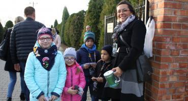 Łowicz: IX kwesta PTTK na rzecz ratowania zabytkowych nagrobków