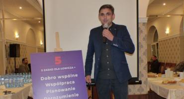 Jakub Wolski o wynikach wyborów II tury (FOTO, VIDEO)