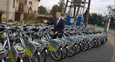 Na rowery miejskie jeszcze chwilę poczekamy