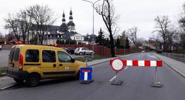 Awaria na Starorzeczu, ulica wyłączona z ruchu