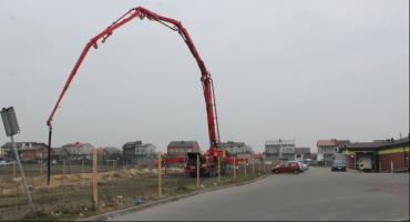 Dino Polska rozpoczęło budowę na Górkach