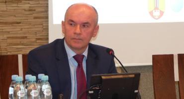 Rada Powiatu Łowickiego wybrała prezydium. Marek Jędrzejczak przewodniczącym (AKTUALIZACJA, VIDEO)