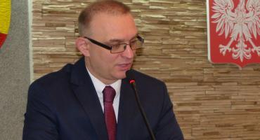 Marcin Kosiorek starostą powiatu łowickiego [VIDEO]