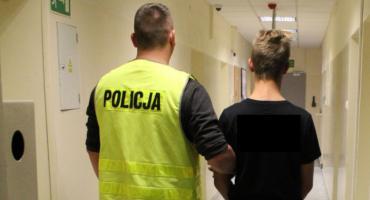 Pijani 20-latkowie pobili przechodnia w Łowiczu. Zostali zatrzymani