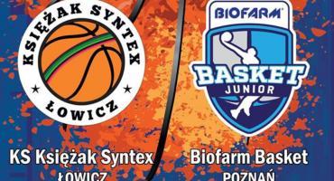 Księżak Syntex gra z Biofarmem Poznań. Liczymy na piąte zwycięstwo w I lidze