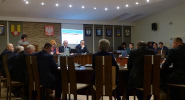 Budżet powiatu na 2019 rok przyjęty