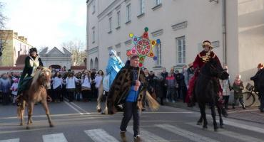 Orszak Trzech Króli po raz IV przejdzie ulicami Łowicza