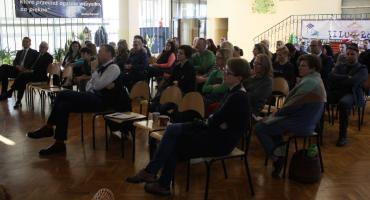 Spotkanie autorskie i warsztaty wikliniarskie w Łowiczu
