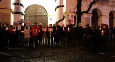 Mieszkańcy Łowicza wspólnie przeciw przemocy
