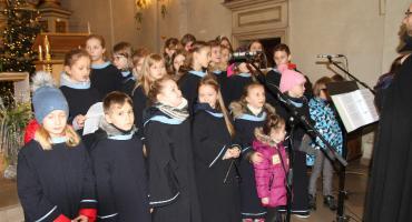 Dla Jezusa gramy i śpiewamy – minikoncert kolęd