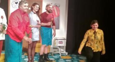 Wycieczka integracyjna uczniów ZSP nr 1 i II LO do łódzkiego Teatru Małego