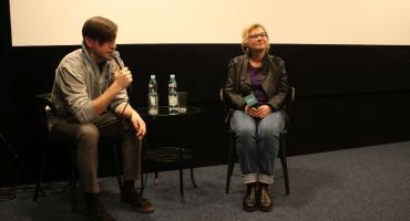 OCH! Film Festiwal: spotkanie z Katarzyną Trzaską