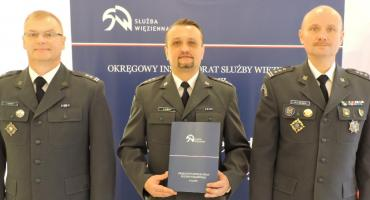 Konrad Górecki nowym zastępcą dyrektora ZK w Łowiczu