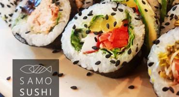 Walentynki z Samo Sushi! - WYNIKI KONKURSU