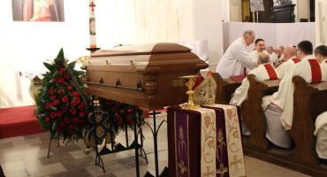 Internetowa transmisja na żywo z pogrzebu bp. Alojzego Orszulika