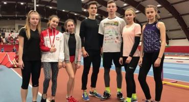 Medale lekkoatletów z ziemi łowickiej w mistrzostwach zrzeszenia LZS województwa łódzkiego