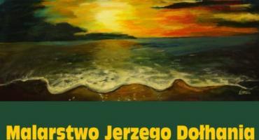 """Muzeum w Łowiczu zaprasza na wystawę """"Spacer w chmurach""""- malarstwo Jerzego Dołhania."""