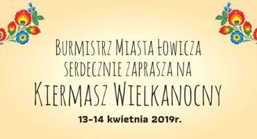 Już w ten weekend kiermasz wielkanocny w Łowiczu