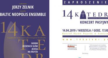 Koncert pasyjny w kościele pijarskim w Łowiczu