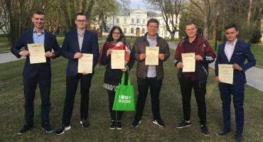 ZSP nr 2 w Łowiczu i ZSCKR w Zduńskiej Dąbrowie na czele klasyfikacji w eliminacjach olimpiady rolniczej