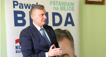 Konwencja wyborcza Pawła Bejdy w Łowiczu (ZDJĘCIA, VIDEO)