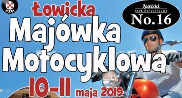 Program Łowickiej Majówki Motocyklowej 2019