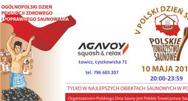 Zaproszenie na Dzień Sauny w Łowiczu