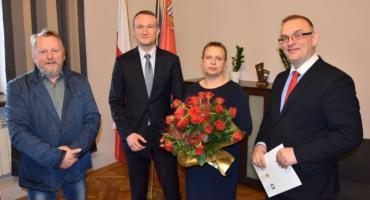 Od 1 lipca łowickim szpitalem pokieruje Urszula Kapusta-Tymoshchuk