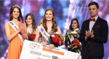 Łowiczanka najpiękniejszą studentką w konkursie Miss Uniwersytetu Medycznego 2019 w Łodzi