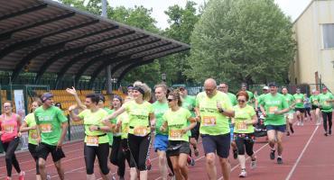 Bieg przeciwko hejtowi w Łowiczu
