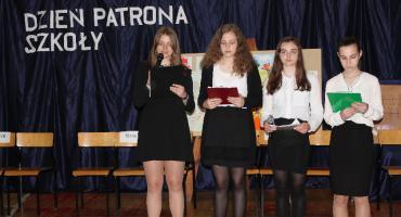 Święto patrona w SP nr 4 w Łowiczu (ZDJĘCIA)