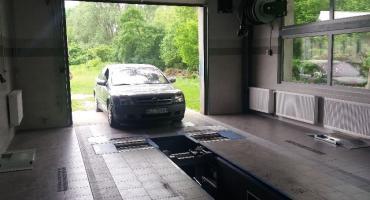 Szkolna Stacja Kontroli Pojazdów w Technikum nr 1 w Łowiczu