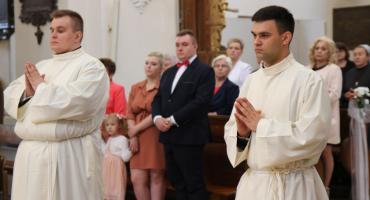 Święcenia diakonatu w Łowiczu (ZDJĘCIA)