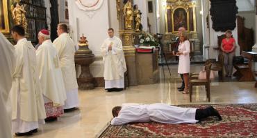 Święcenia kapłańskie w Bazylice Katedralnej.