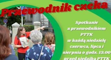 Ruszają niedzielne spacery z przewodnikiem PTTK w Łowiczu