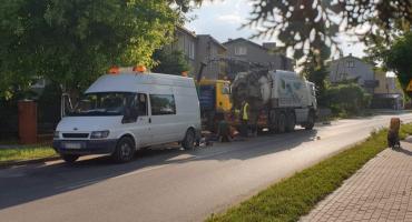 Uwaga - Poważna awaria wodociągowa w Łowiczu
