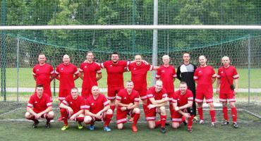 Funkcjonariusze z ZK w Łowiczu mistrzami w turnieju piłki nożnej
