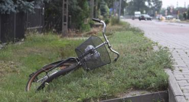 Kolizja drogowa w Łowiczu. Dwie osoby ukarane mandatem