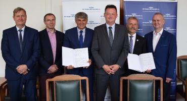 Tunel drogowy w Łowiczu. Miasto podpisało umowę z PKP PLK S.A. ws. współpracy przy realizacji inwestycji